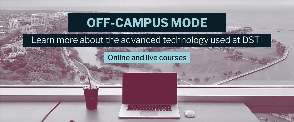off campus mode header